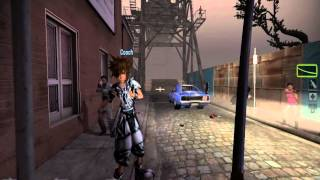 Left 4 Dead 2: Kingdom Hearts Sora Mod
