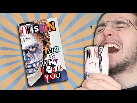 I Read Onision's Book So You Don't Have To