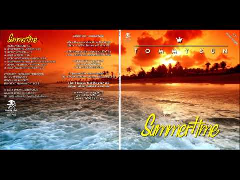 Tommy Sun - Summertime (Radio Palm Beach Version) (BCR 730) NEW ITALO DISCO