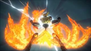 Naruto Shippuden Ultimate Ninja Storm Revolution OST Kyuubi Mecha Naruto Final Battle