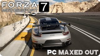 FORZA MOTORSPORT 7 PC MAX GRAPHICS SETTINGS | i7 7700k & GTX 1070