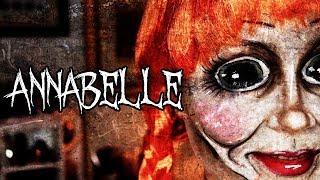 Annabelle - Halloween tutorial
