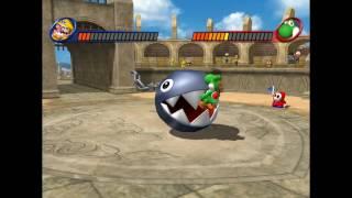 Mario Party 8 minigame: Cardiators 60fps