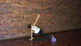 45 Minute Power Vinyasa: Portland, OR | A.G.A.P.E. Wellness