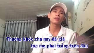 Karaoke Sống Kiếp Xa Nhà ( Lê Bảo Bình )