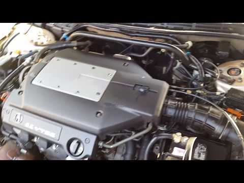How I fixed my 2002 Acura TL rough idle.