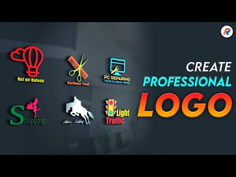 How to Design a Logo - Full Identity Design Course.