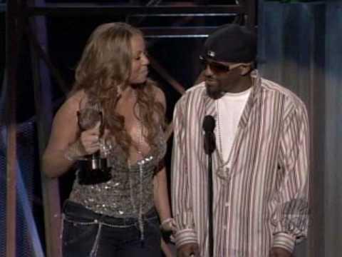 Wiki-Stars.com | Mariah Carey | accepts Urban Rhythmic Artist