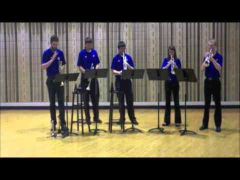 KU Trumpet Ensemble - Idea Number Twenty-Four