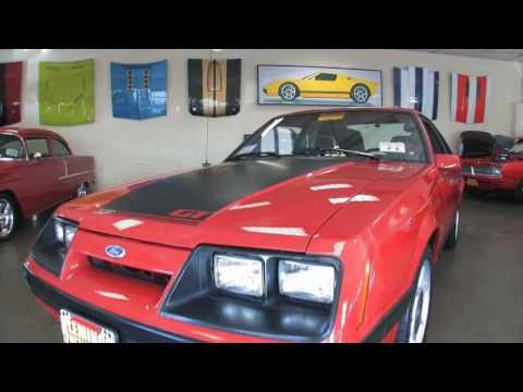 1986 Mustang GT for sale with test drive, driving sounds, and walk through  video