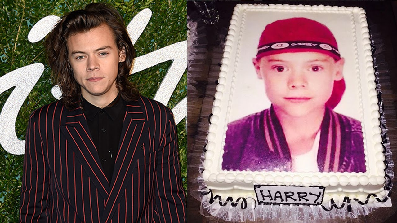 Harry Styles 21st Birthday Party