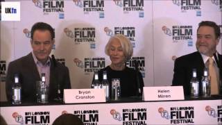 Part 2 - Trumbo - 2015 London Film Festival - Press Conference