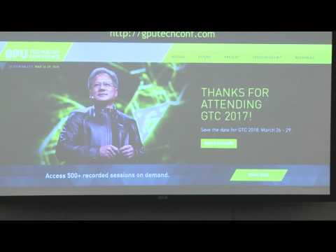 NVIDIA Workshop on Deep Learning