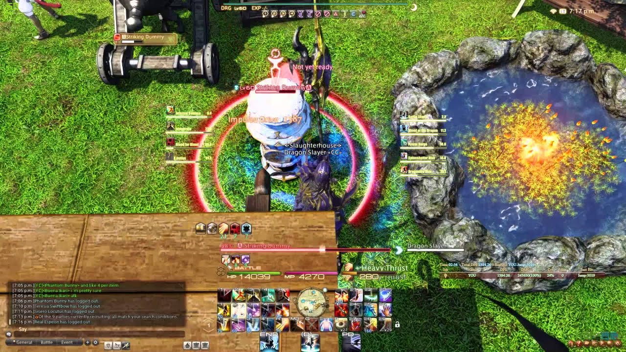 Ffxiv Ucob Act Triggers