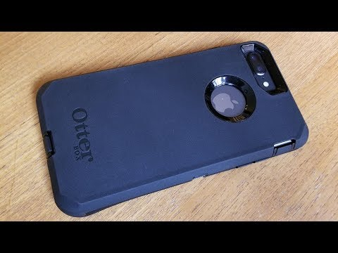 Otterbox Defender Iphone 8 / 8 Plus Case Review - Fliptroniks com