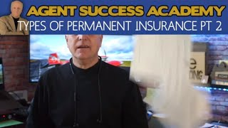 4 TYPES OF PERMANENT LIFE INSURANCE