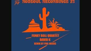 David K - Funky Roll Quartet - Phil Weeks Remix (Robsoul)
