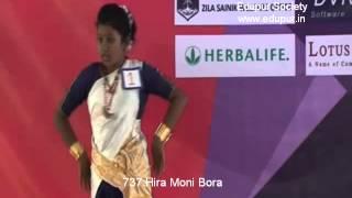 Hira Moni Bora,Dance,Dekargaon,Puthikhati,Tezpur, Sonitpur, Assam, Edupur Society thumbnail