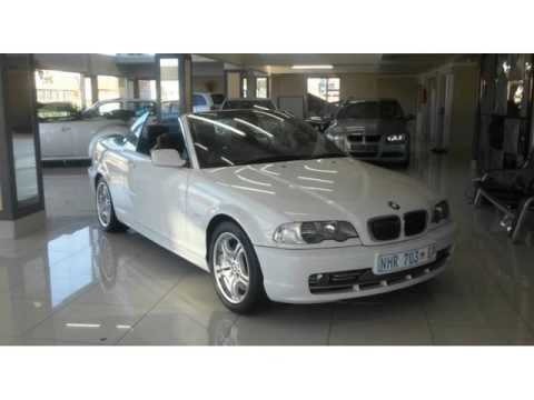 2002 BMW 3 SERIES 330i Ci Convertible AT E46 Auto For Sale On