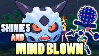 What Do Shiny Pokemon Look Like Using Blacephalon's Mind Blown In Pokemon Ultra Sun and Moon?