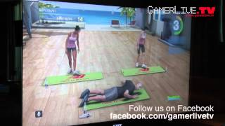 Celebrity Fitness Guru Harley Pasternak Goes Virtual with Majesco Hollywood Workout Game