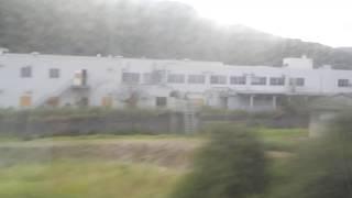 1927M・普通【赤穂線・伊里・発車】車窓・パナソニック工場跡