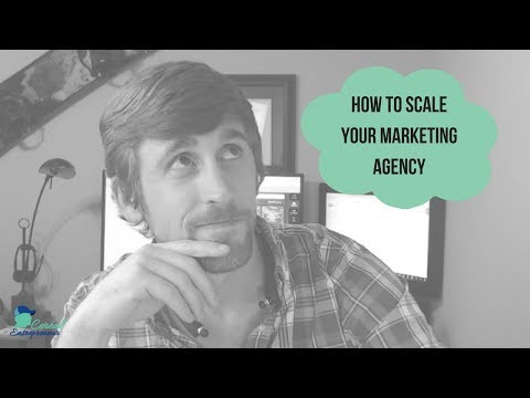 How to Scale Your Marketing Agency to $100,000+ | LIVE Chat