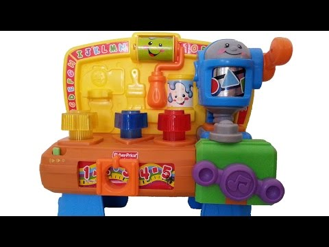 Learn ABC song from Fisher price