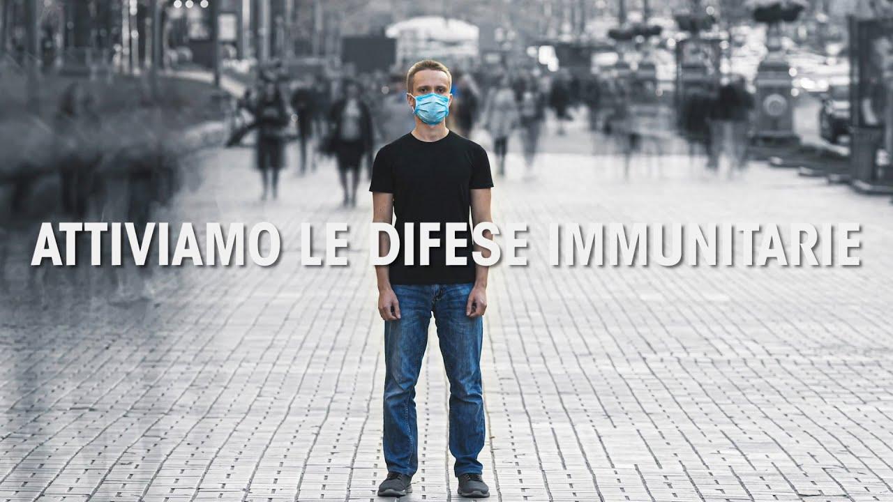 Come attivare il nostro sistema immunitario per reagire al meglio in caso di contagio