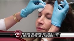 A skin vibration device can make your filler injections more comfortable