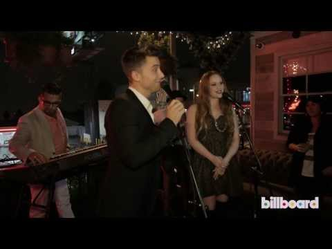 """Lance Bass Single Release Party for """"Walking on Air"""" Performance + Q&A"""