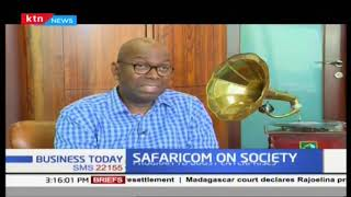 Safaricom on society : Telco unveils social impact program