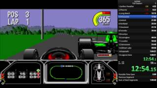 [WR] Newman Haas Indy Car featuring Nigel Mansell - Full Season ( With QFA ) SpeedRun In 1:03:02