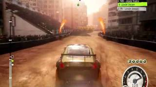 DIRT 2 Gameplay