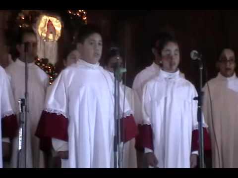 Venid Pastorcitos con el Coro de Niños de la Ópera...