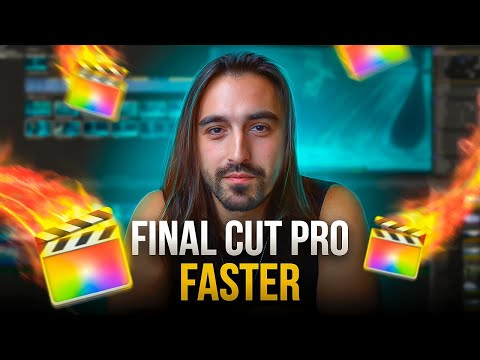 Free FCPX Extension that BOOSTS UP YOUR SPEED!