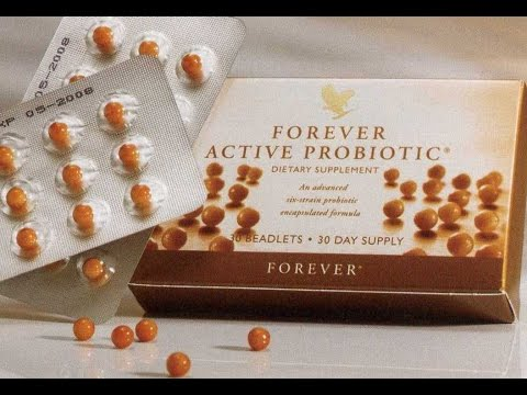 Forever Living Probiotic Hindi HD