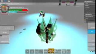 ROBLOX dragon ball online -fighting ssjvegeta900-