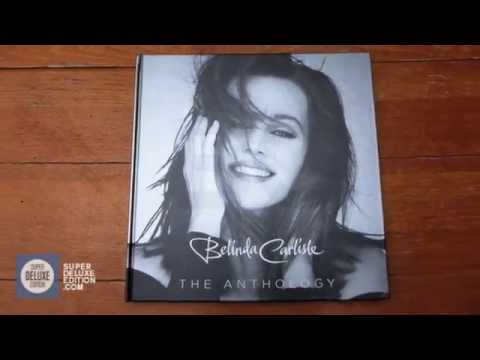 FIRST LOOK: Belinda Carlisle: The Anthology deluxe set