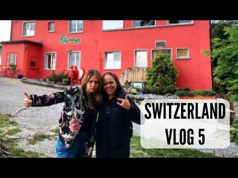 Austria car trip | Switzerland Travel Vlog Pt 5