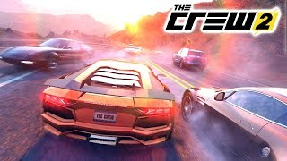 THE CREW 2 MULTIPLAYER GAMEPLAY