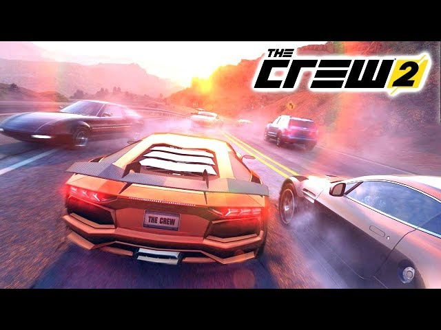 The Crew 2 (видео)