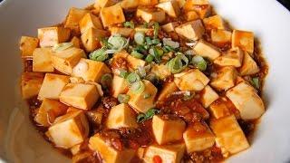 Mapo Tofu Recipe 麻婆豆腐 By Cici Li