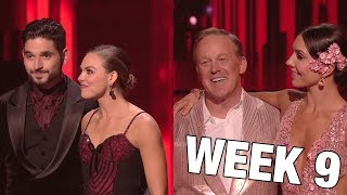 Well... It Happened - Dancing With The Stars Week 9