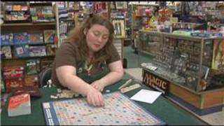 Board Game Rules : How to Play Super Scrabble