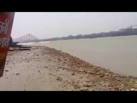hugli river water flow