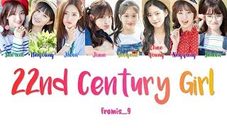 Fromis_9 - 22nd Century Girl
