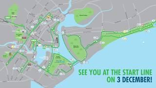 SCSM 2017 - Marathon Route