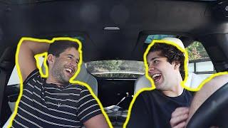 Josh Peck Best Moments in David Dobrik's Vlogs #2