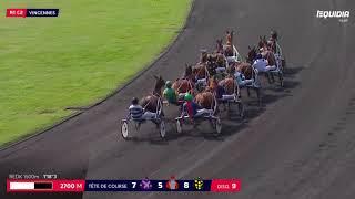 Vidéo de la course PMU PRIX DE CHATILLON